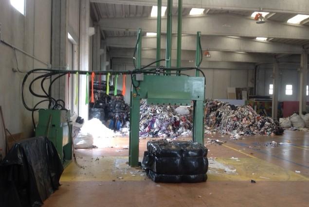 riciclaggio tessili