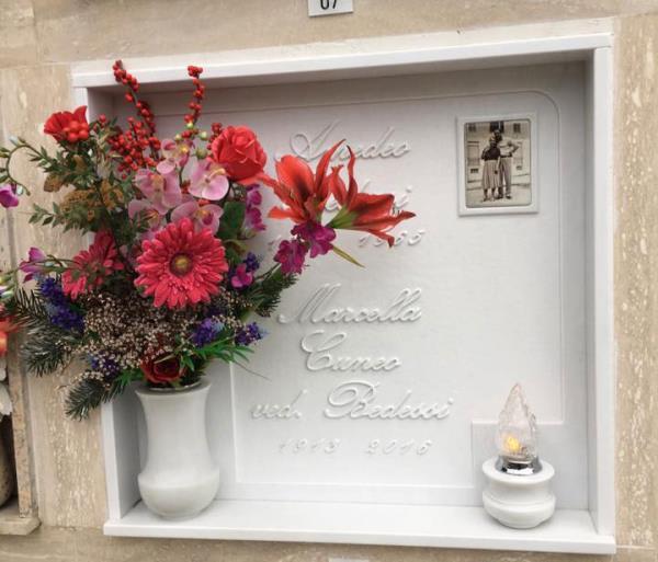 monumento funerario genova