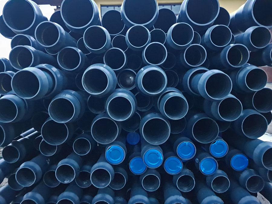 tubazioni per irrigazione Vignola