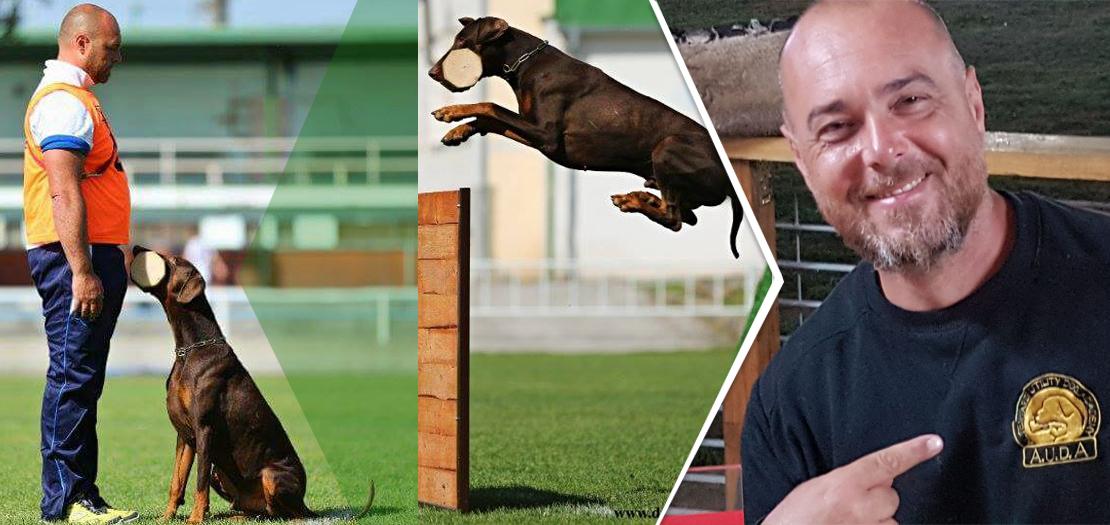 Azienda di allevamento cani