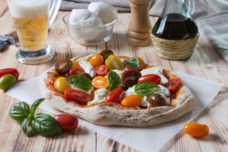 ristorante offerta pizza