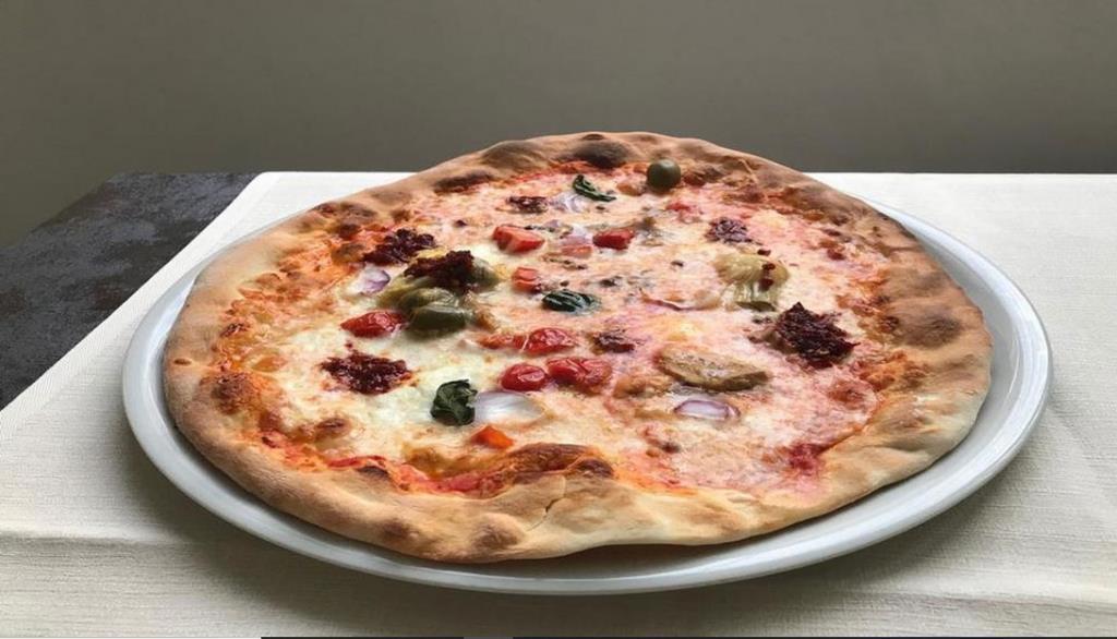 pizza senza glutine albino