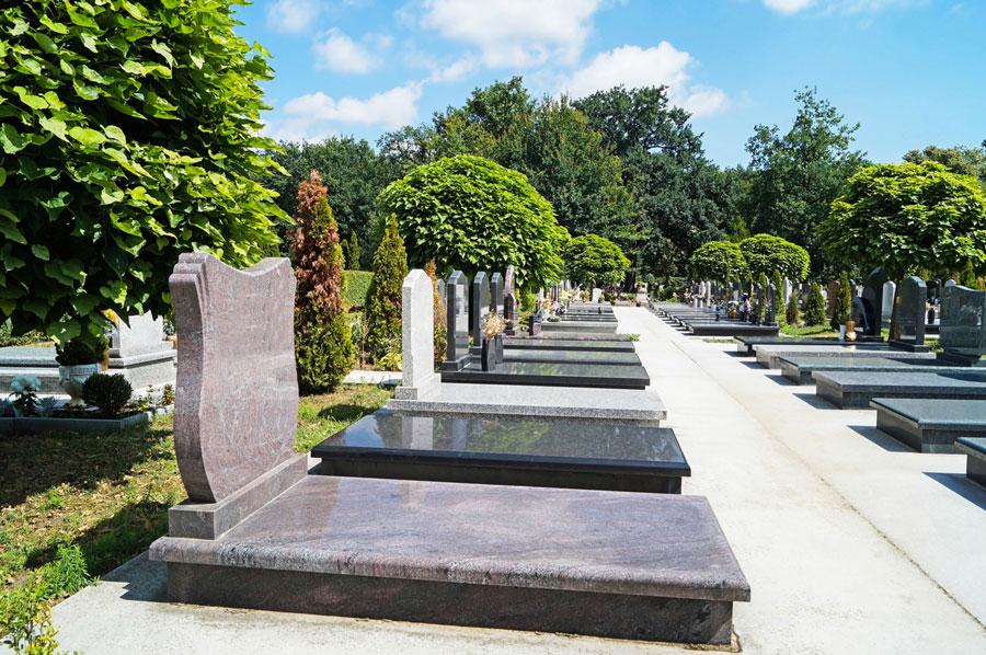 manutenzione verde cimiteriale