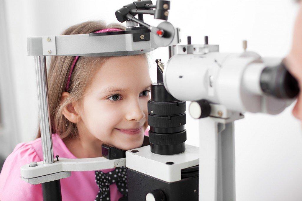 disturbi della vista ortottico
