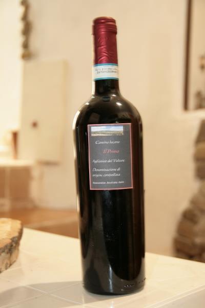 vino produzione propria