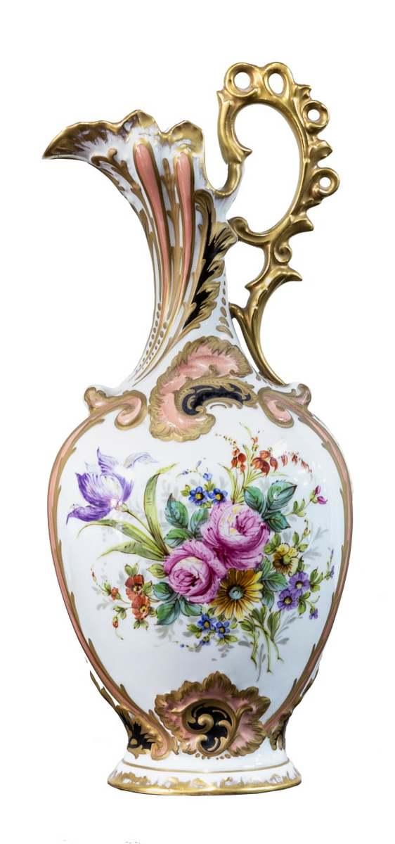 Vaso Limoges, porcellana