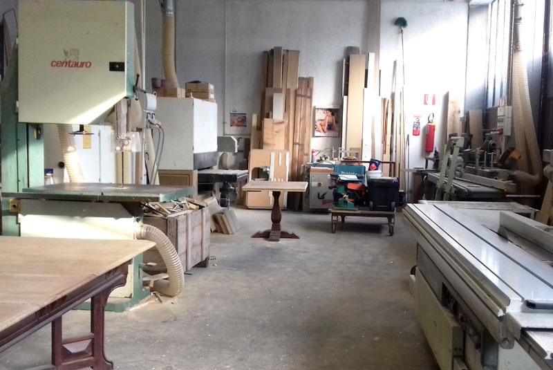 restauro mobili brescia