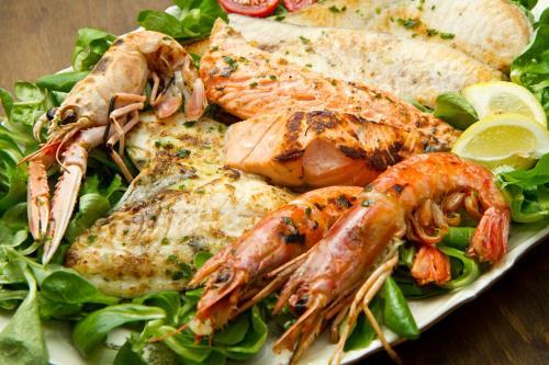 menu pesce la bella napoli