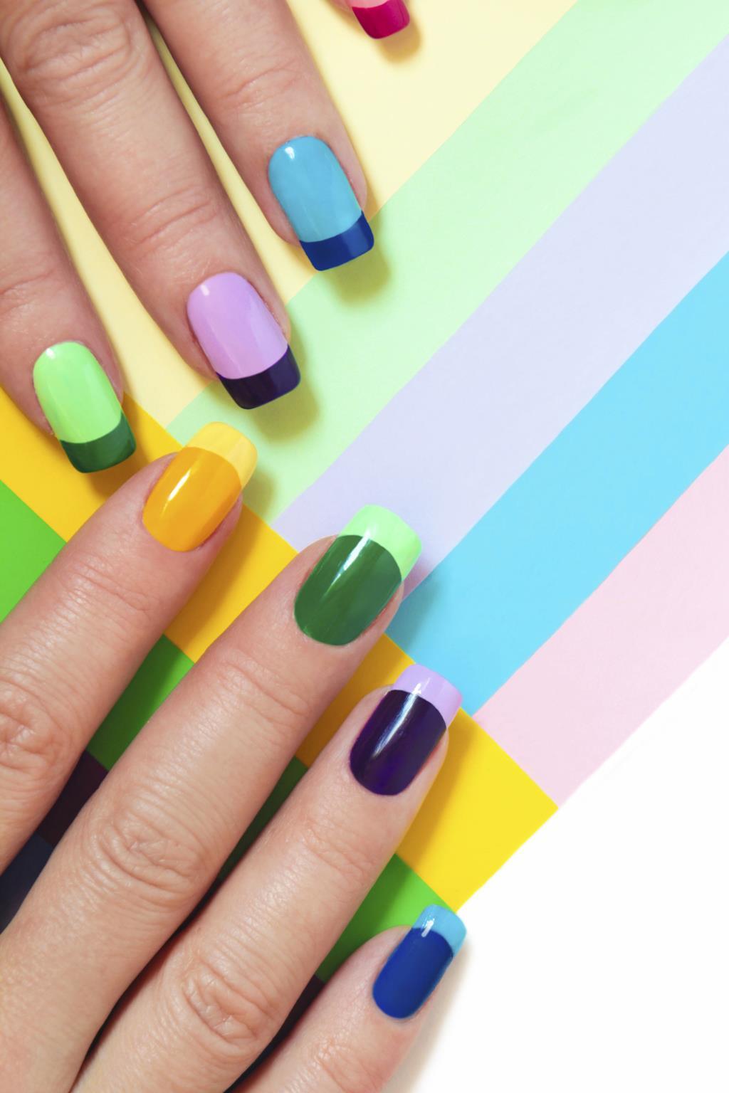servizi manicure e pedicure