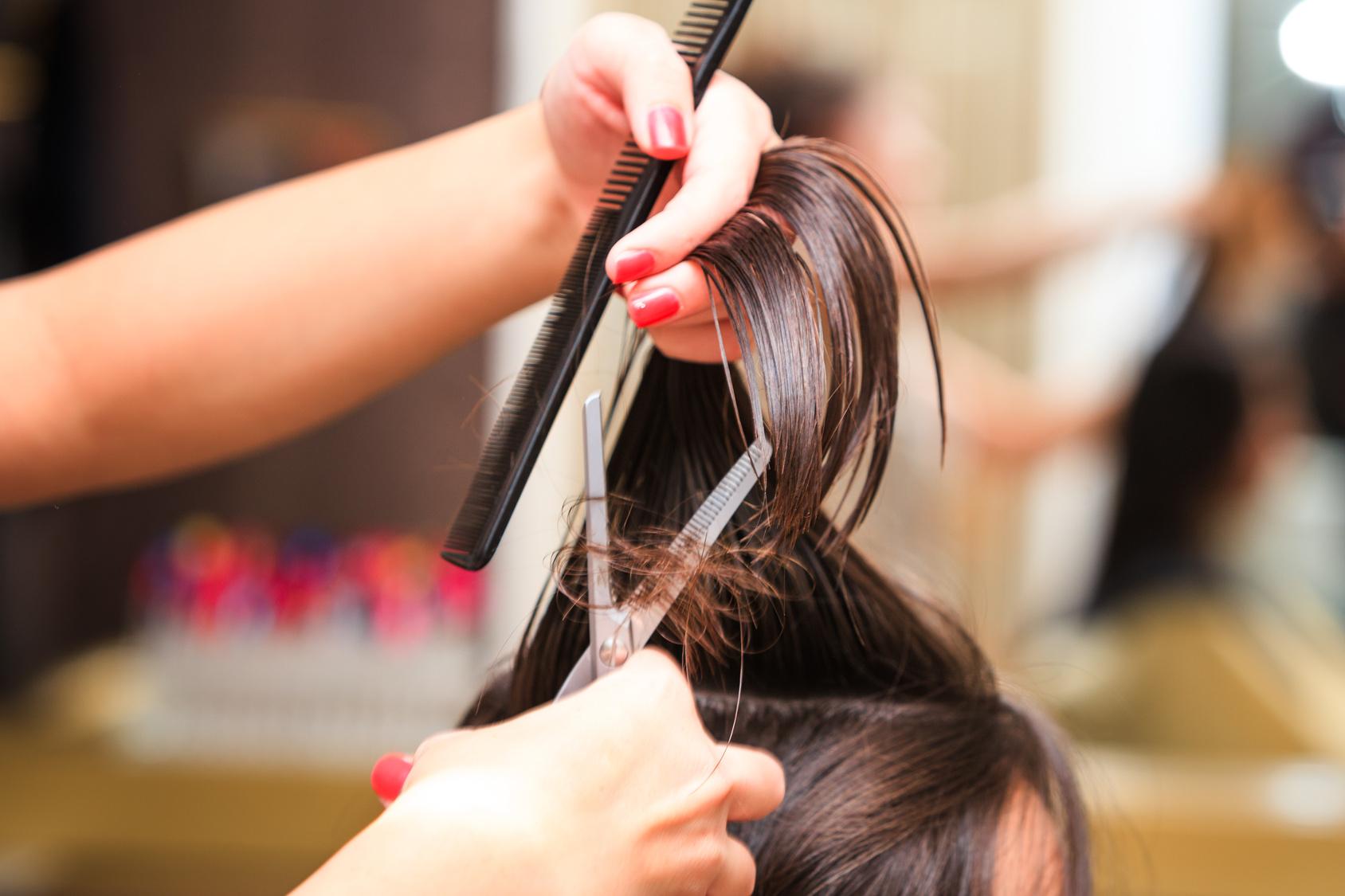 forniture per parrucchieri Viareggio