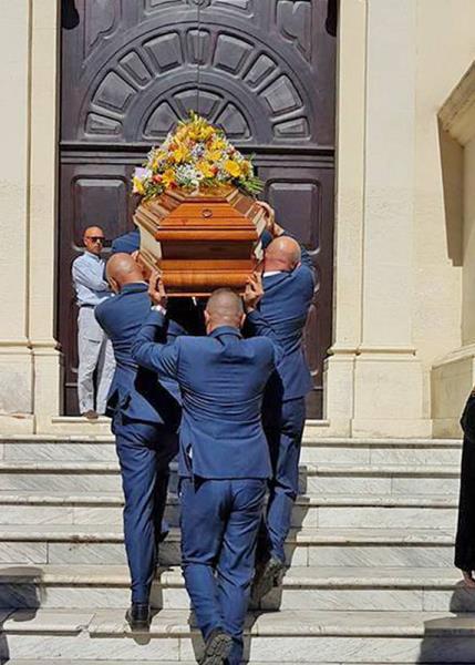 fornitura servizi funerari Sassari