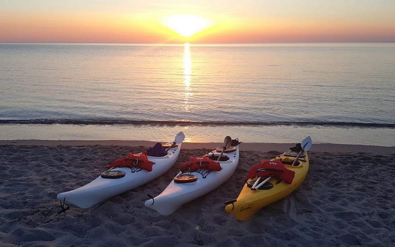 Ajò Kayaking Chi siamo