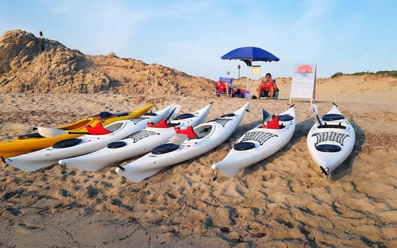 Ajò Kayaking Servizi