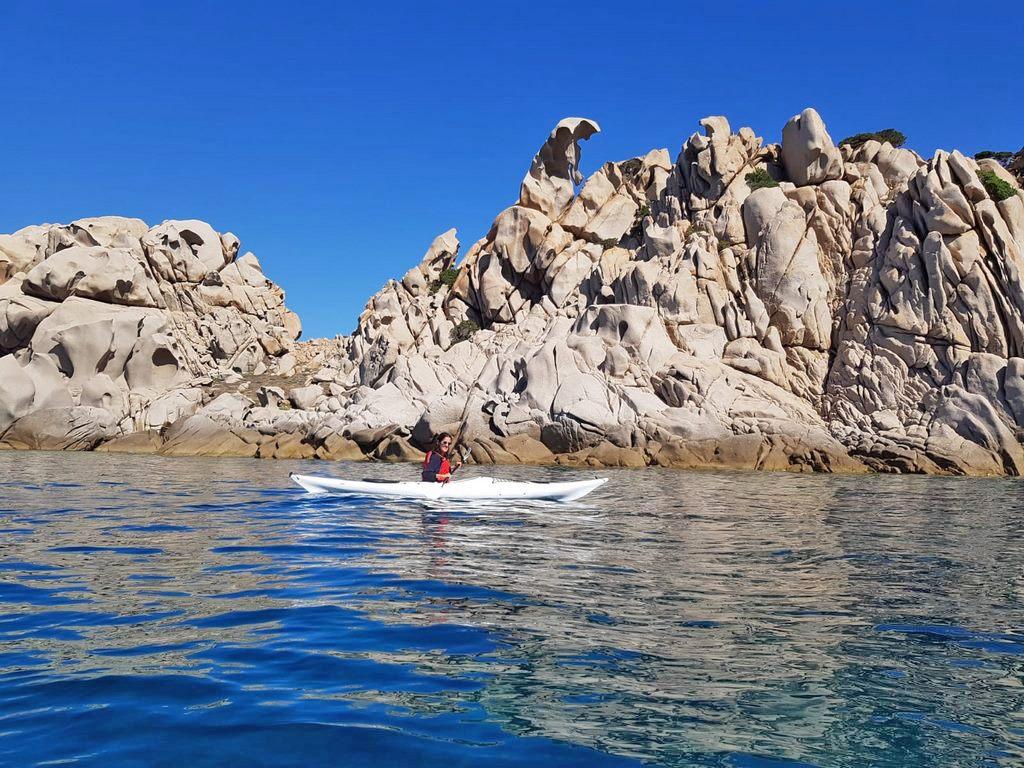 Escursione Ajò Kayaking