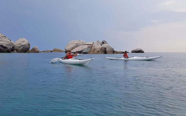 Ajò Kayaking a Santa Teresa di Gallura