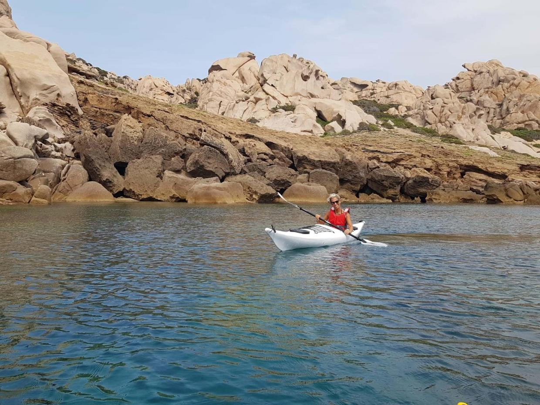 Ajò Kayaking uscita in Kayak