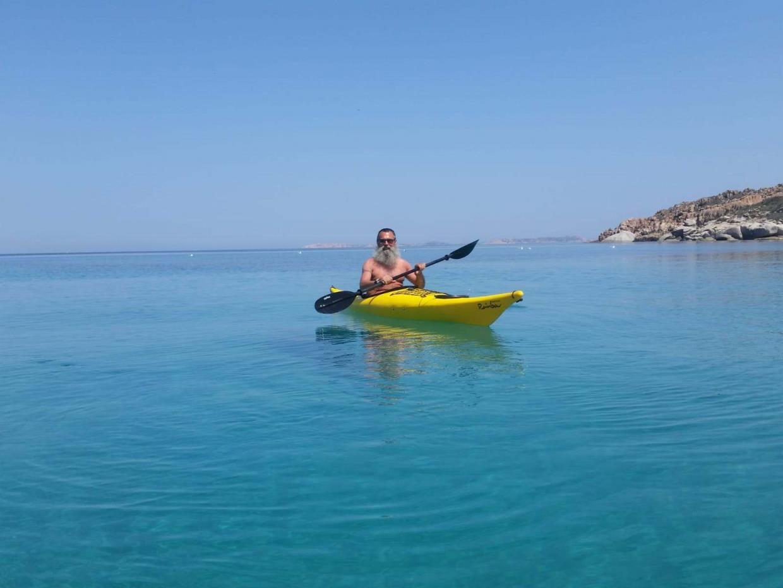 Ajò Kayaking uscita in kayak 2