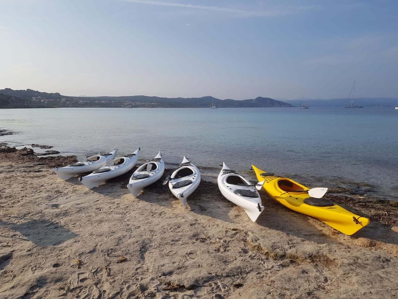 Ajò Kayaking flotta kayak