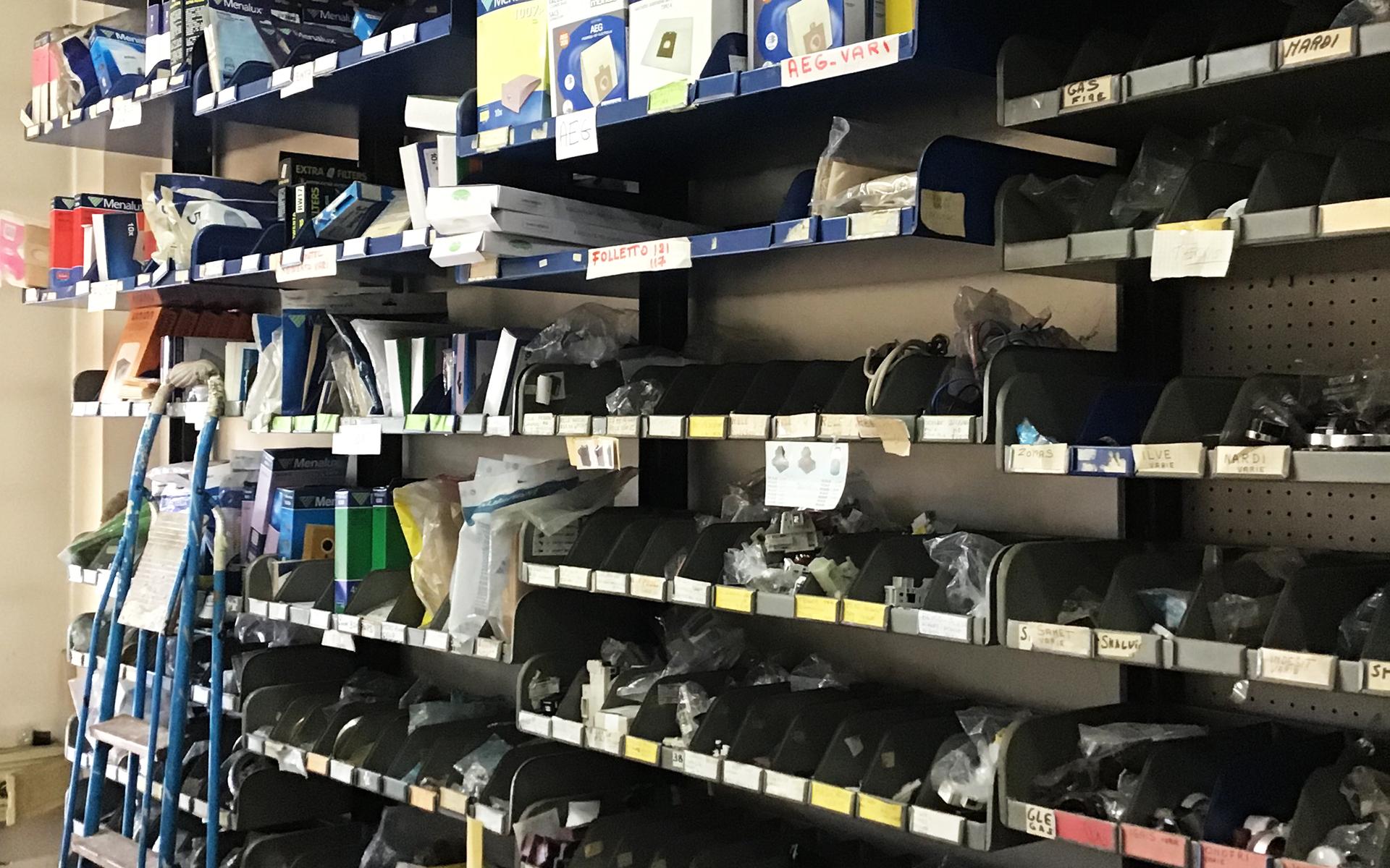 Riparazione e assistenza elettrodomestici Beccari Gino