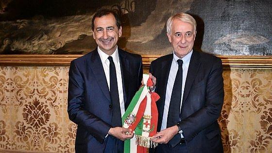 Fasce istituzionali Regione Lombardia La Nazionale Manifatture