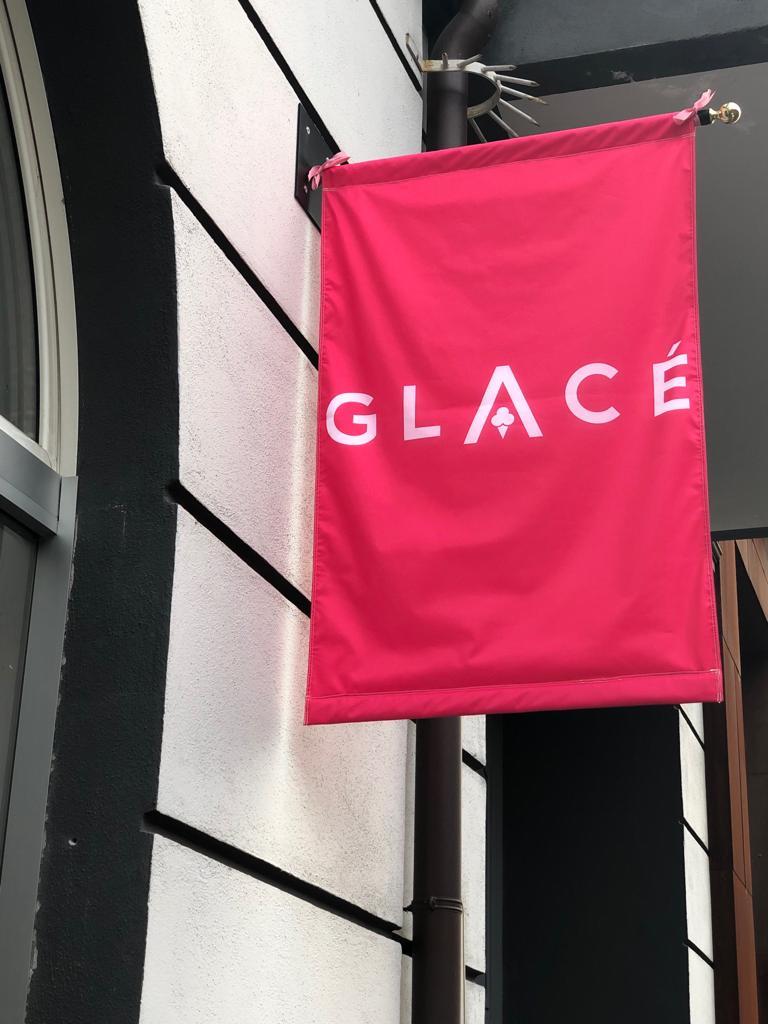 Banner Glacé