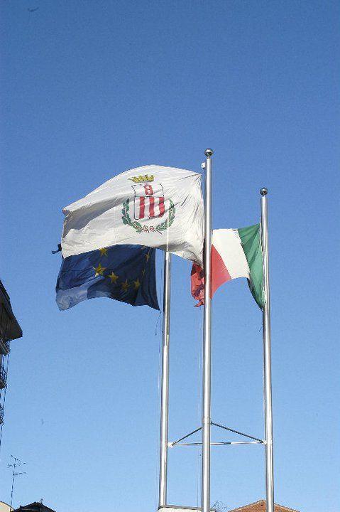 Bandiere da esterno e da interno La Nazionale Manifatture