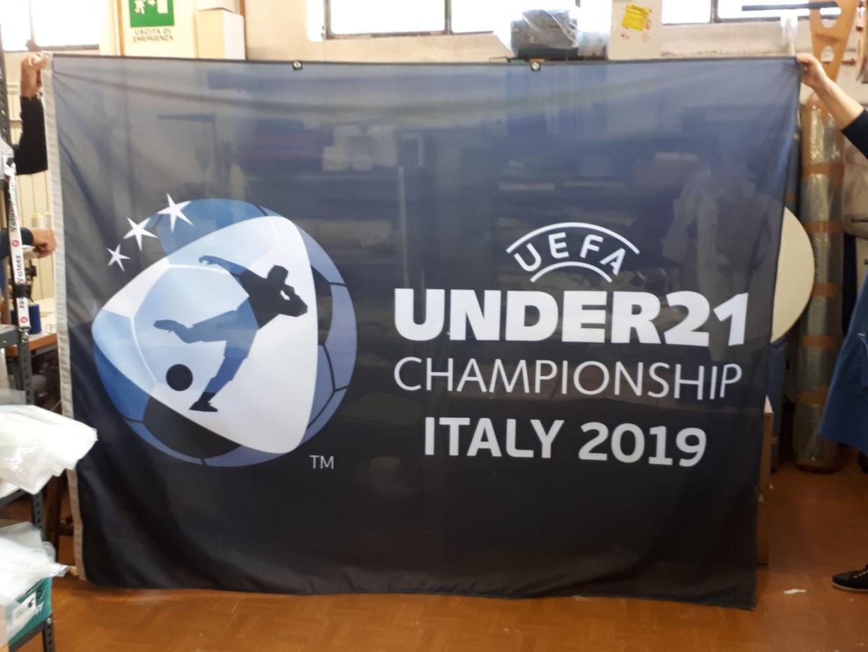 Bandiera personalizzata