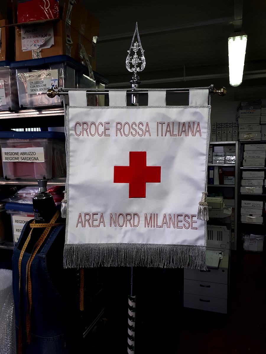 Labaro Croce Rossa