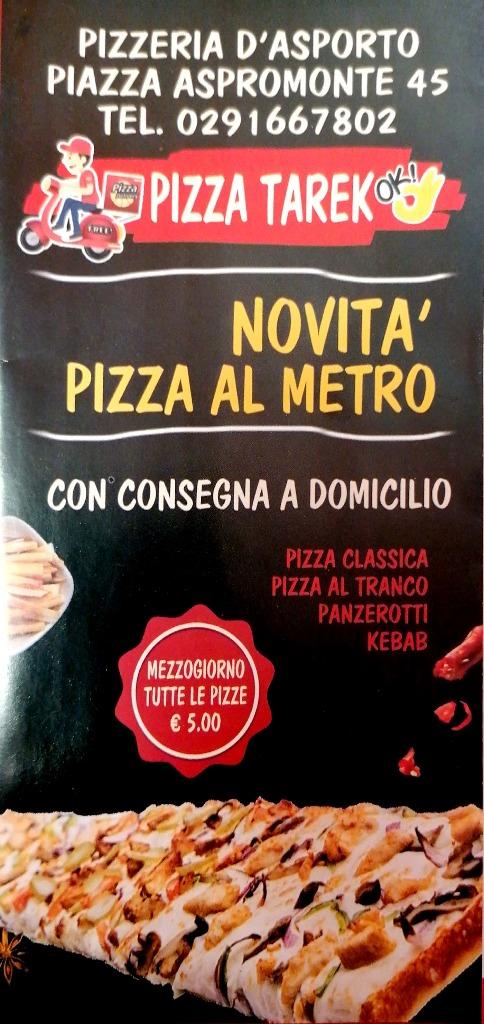 Menu Pizzeria Tarek OK