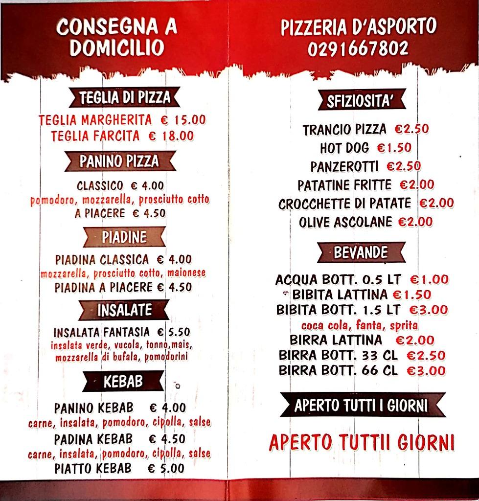 Pizza al metro Pizzeria Tarek OK