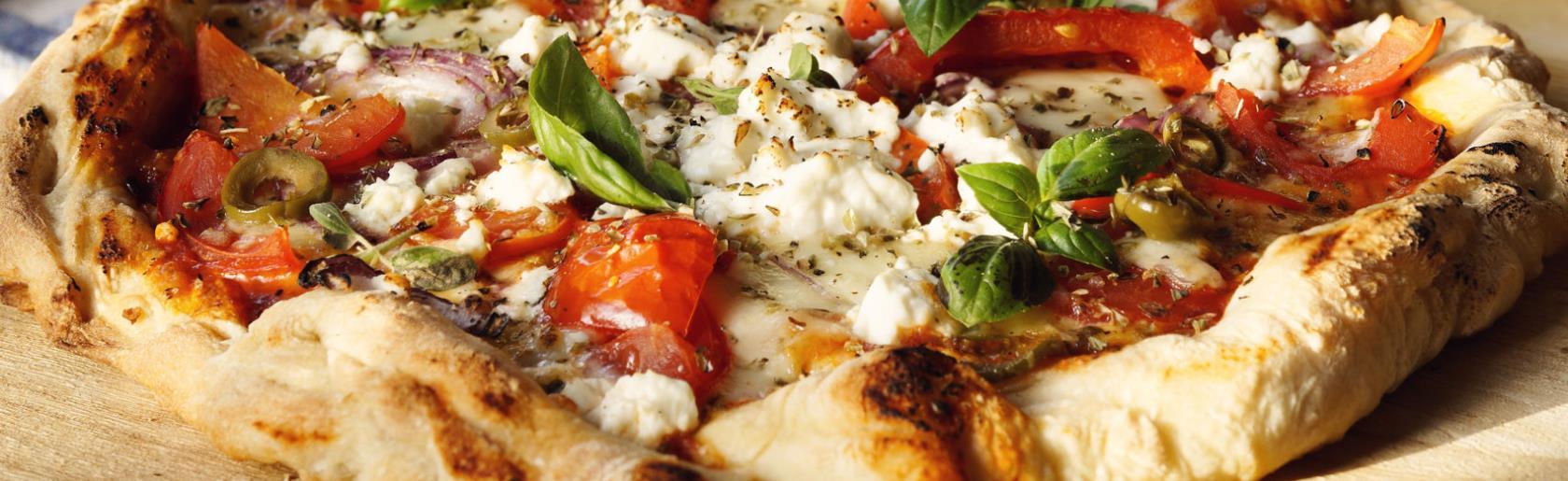 Pizzeria Tarek OK Pizza da asporto