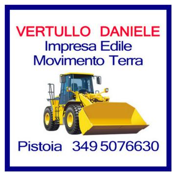 Impresa Edile Vertullo Daniele Pistoia