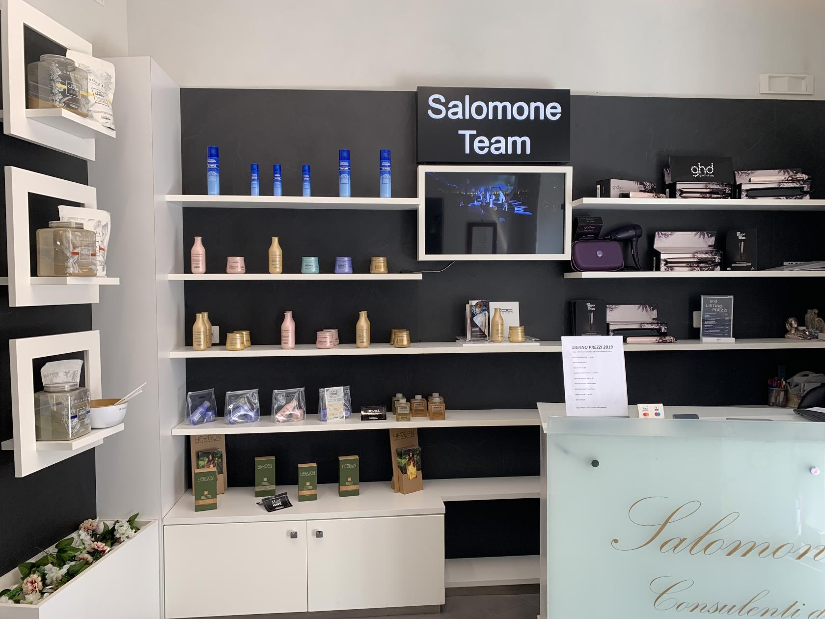 salone cdc salomone team