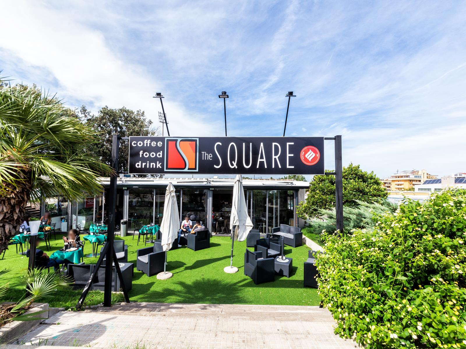 THE SQUARE pizzeria