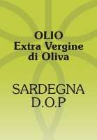 Olio EVO  D.O.P. Sardegna