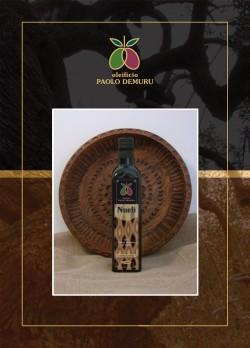 Olio extra vergine di oliva  Nuelì