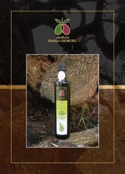 Olio di oliva di Sardegna D.O.P.