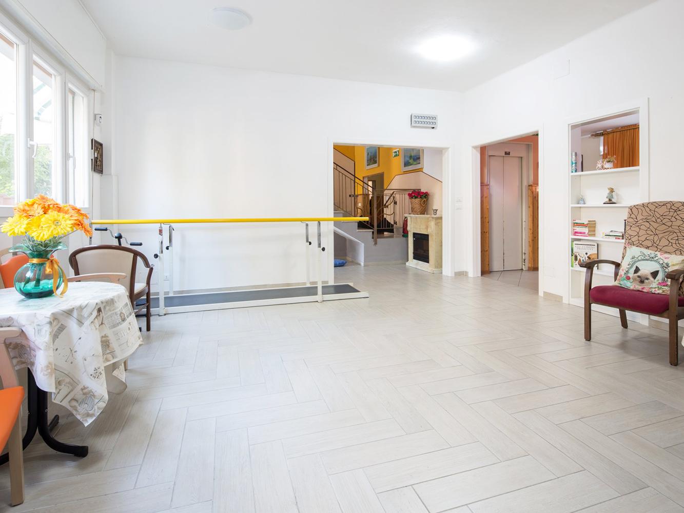 Assistenza anziani Villa dei Cedri
