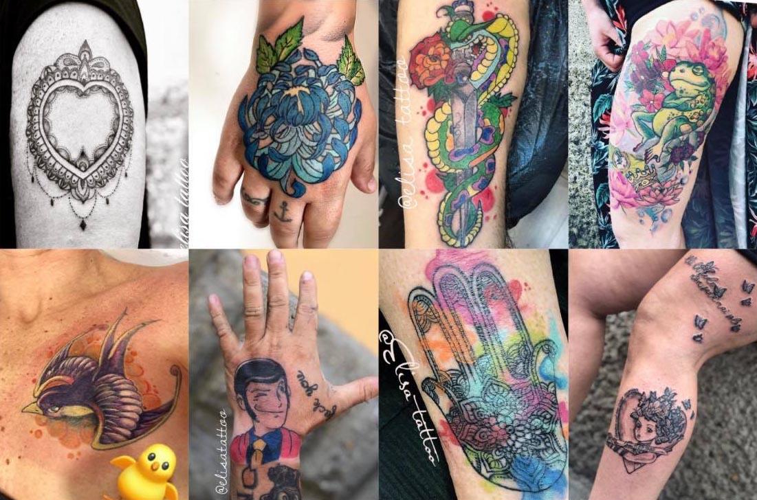 Namaste Ink Professional Tattooer