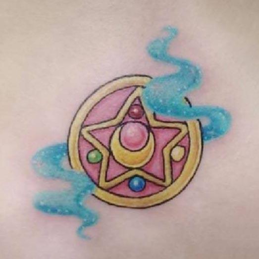 Realizzazione tatuaggi a colori