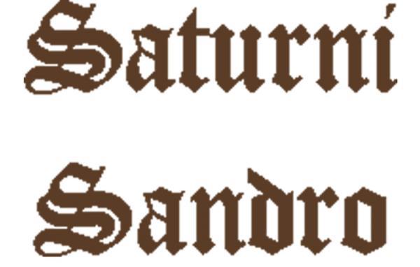 Falegnameria Saturni