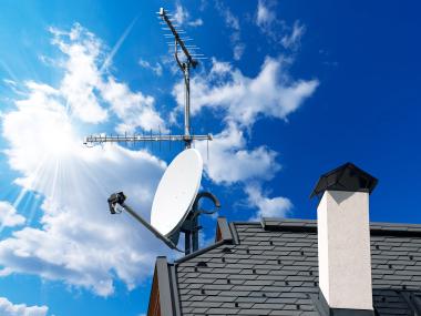 Antenne terrestri e satellitari Riviantonio