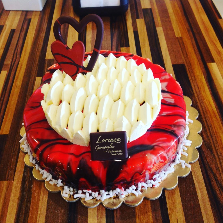 Produzione artigianale torte farcite