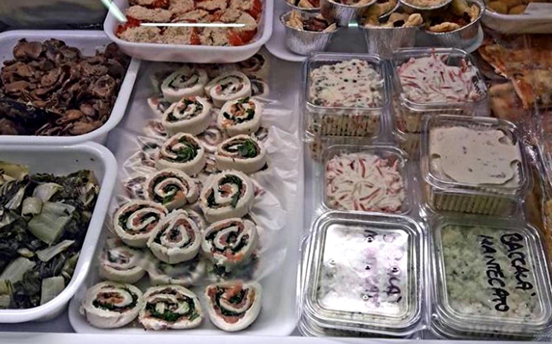 Vendita alimentari freschi e stagionati Gastronomia TS