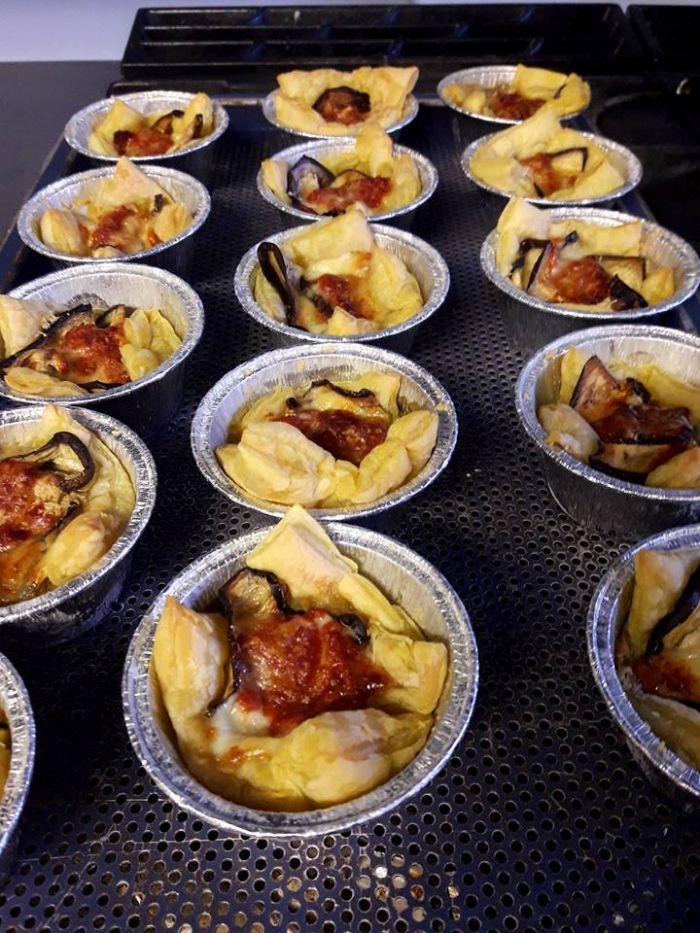 Servizio mensa per scuole Gastronomia TS