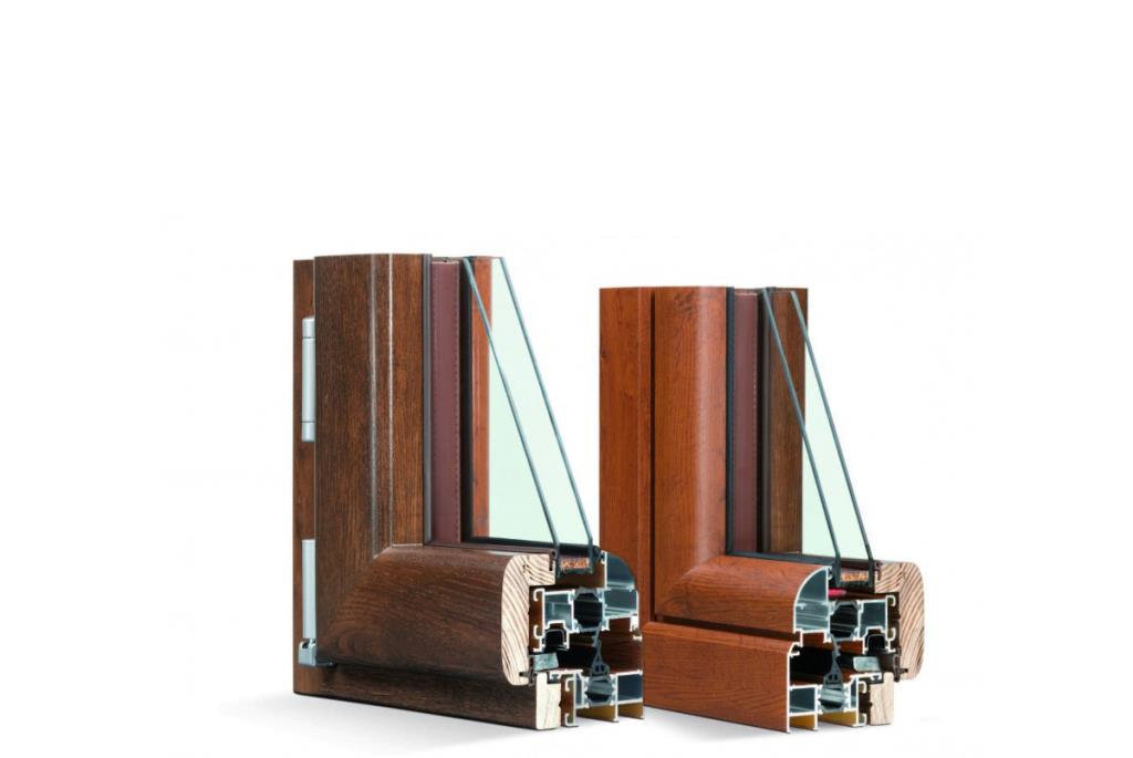 serramenti alluminio legno torino