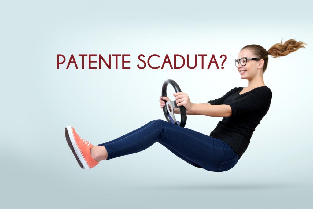 rinnovo patente scaduta