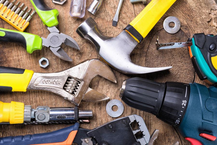 ferramenta, viteria e bulloneria