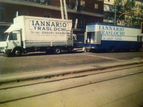 Servizio traslochi abitazioni Iannario Traslochi