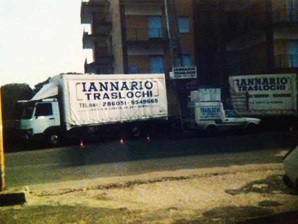 Servizio traslochi uffici  Iannario Traslochi